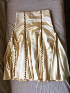 costume skirt front
