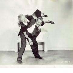 Genevieve Grazis and Johnny Duncan Publicity shot 1943 2